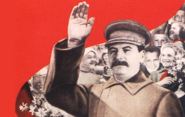 """""""Маркировка дураков"""": В России выпустили в продажу футболки со Сталиным"""