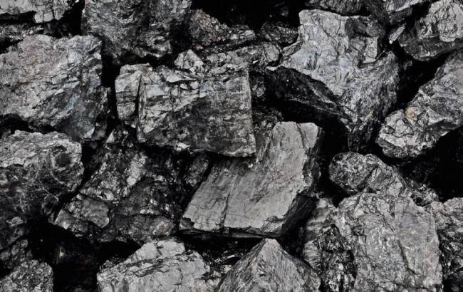 Фото: вугілля