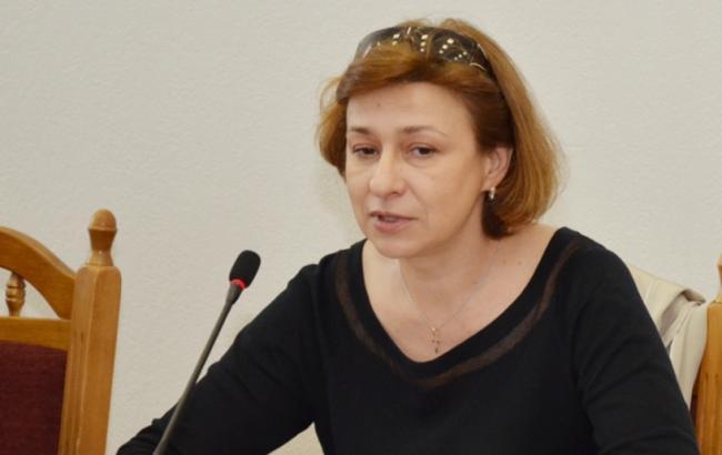 Фото: заступник генпрокурора Анжела Стрижевська