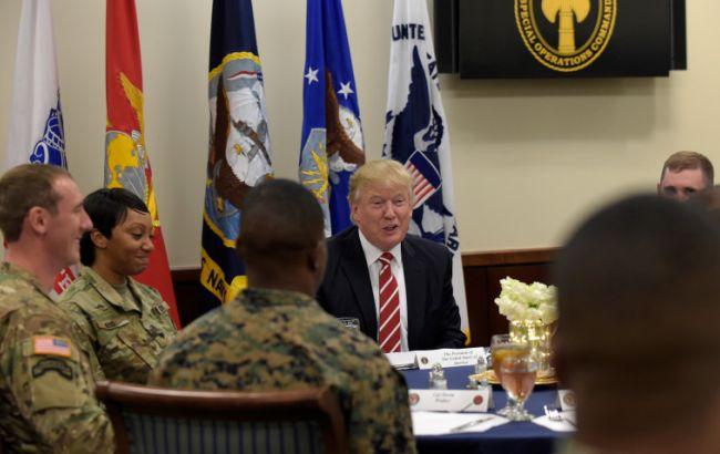 В администрации Трампа планируют увеличить бюджет армии США на 30 млрд долларов