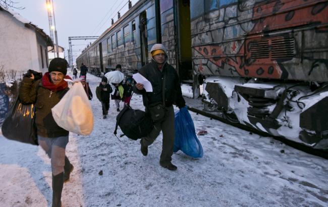 Фото: в Європі від морозів гинуть люди з вразливих верств