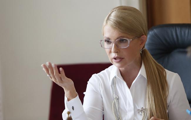 """Тимошенко: формат """"Будапешт плюс"""" - основа для досягнення миру в Україні"""