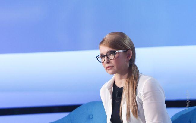 Тимошенко: законопроект про закупівлі стимулює розвиток промисловості