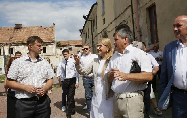 Тимошенко: государство должно стимулировать развитие малых городов
