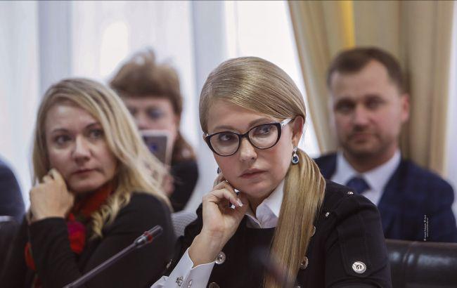 Тимошенко: Україна має володіти та управляти своєю стратегічною власністю - ГТС