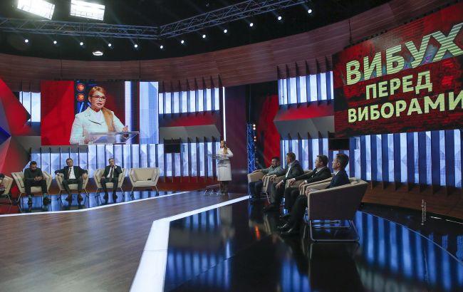 Тимошенко закликала демократичних кандидатів у президенти об'єднатися