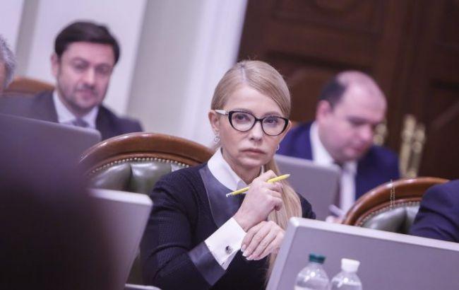 Тимошенко: країну врятують не звільнення, а швидка зміна курсу