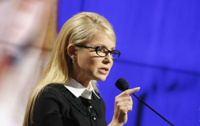 Тимошенко расценила объявление Ривлина как провал украинской дипломатии