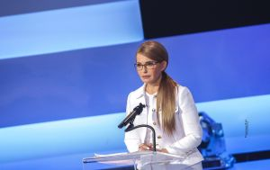 Тимошенко: только профессиональные команды на местах способны действовать в интересах людей