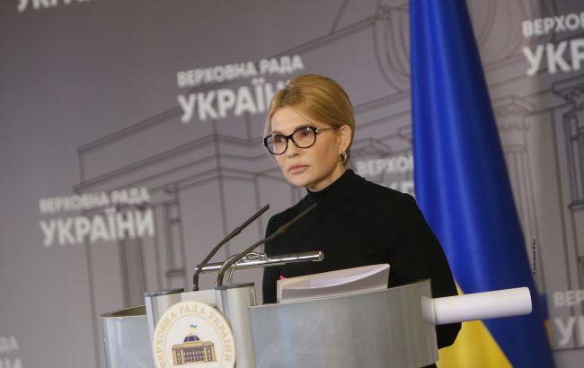 Тимошенко: власть оказывает сопротивление проведению референдума, но нас не остановить