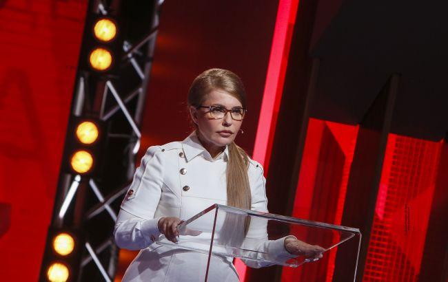 Тимошенко: місцеві вибори покажуть, наскільки українці задоволені роботою влади