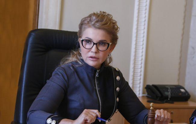Тимошенко: власть провалили борьбу с COVID-19, нужно возвращаться к созданию штаба