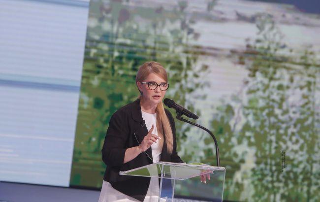 Тимошенко: помощь пострадавшим от наводнения нужно предоставить уже сейчас