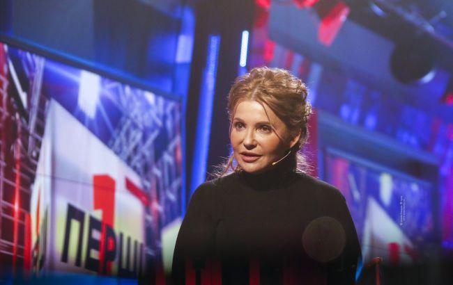 Тимошенко закликала Раду знизити ціну на газ до 3 грн
