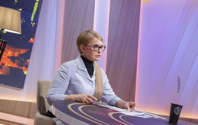 Тимошенко запропонувала перелік невідкладних дій дляборотьби зCOVID-19