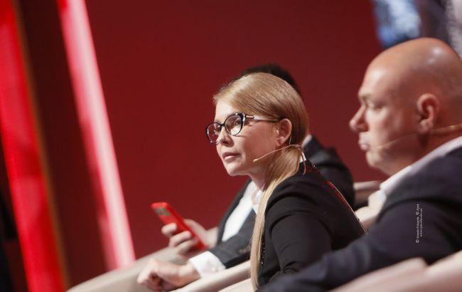 Тимошенко сравнила ход переговоров с МВФ сейчас и в 2008 году, когда была премьером