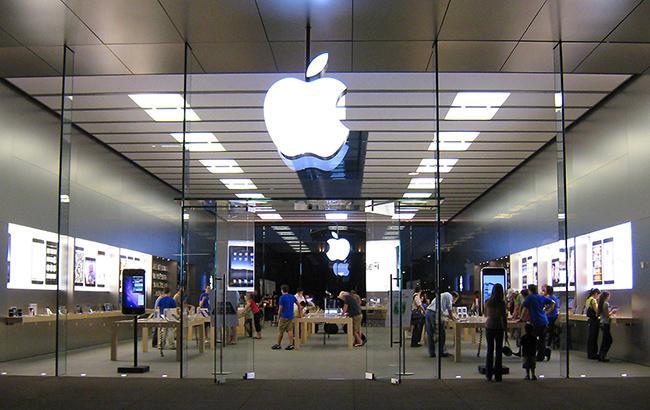 Компания Apple из-за обрушения акций потеряла около 70 млрд долларов