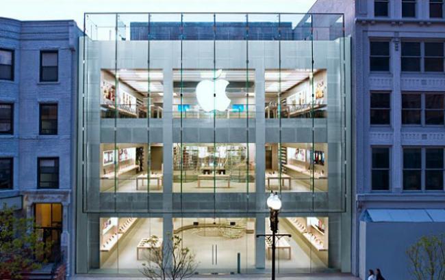 Фото: калифорнийская IT-компания Apple (MacDigger.ru)