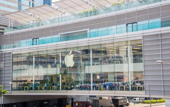Фото: американская корпорация Apple Inc (AAPL)