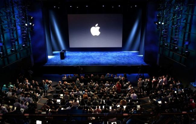 Фото: презентация Apple