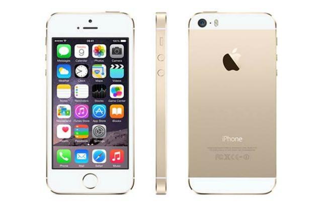 Фото:  iPhone 5s станет доступнее для украинцев