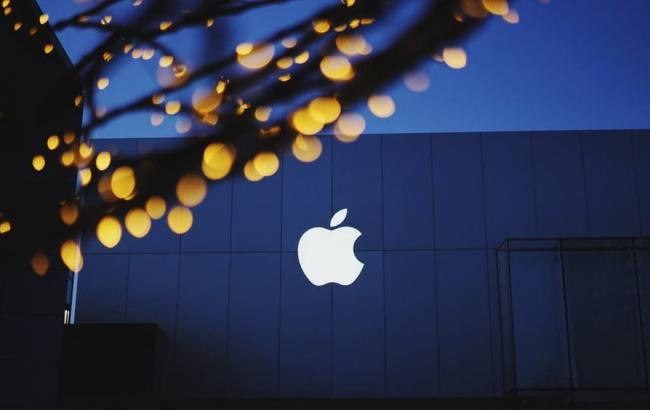 Фото: Логотип Apple