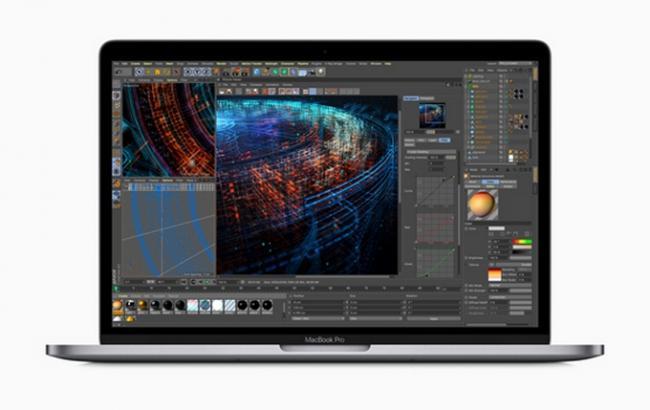 Фото: MacBook Pro (apple.com)