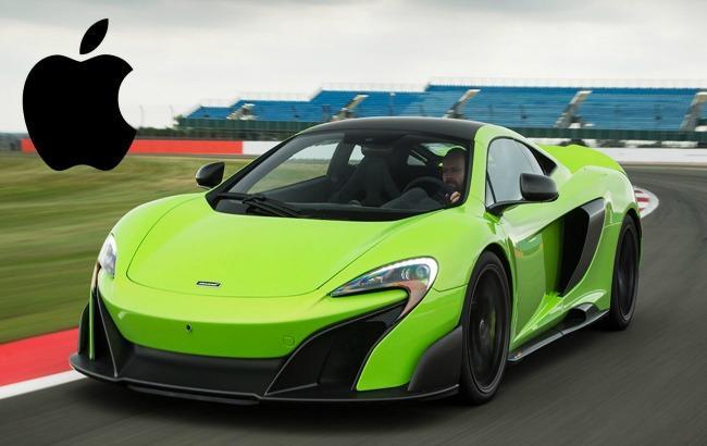 Фото: McLaren опроверг переговоры о сделке с Apple