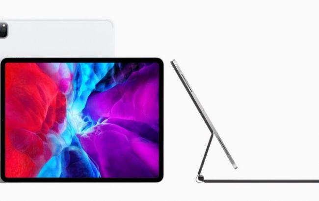 Apple представила новые iPad и MacBook