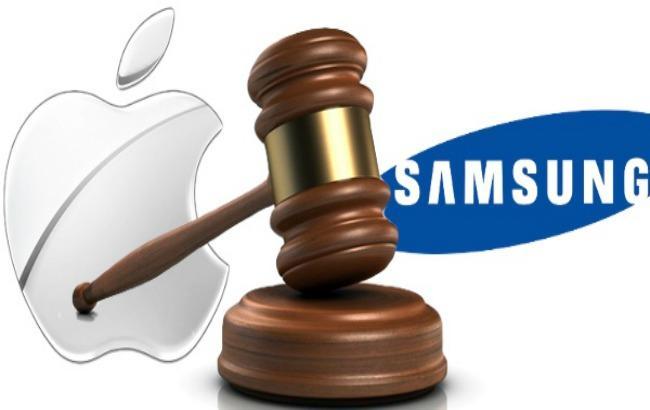 Фото: Samsung виплатить Apple 120 млн доларів за порушення патентів