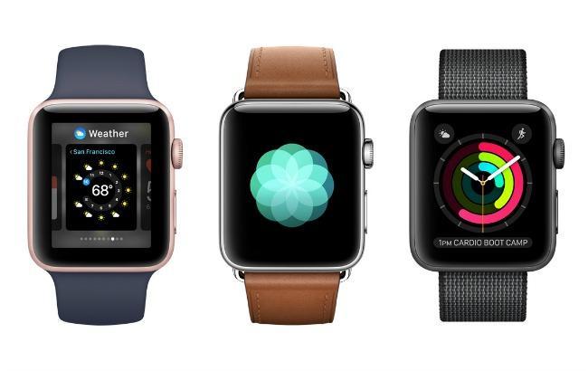Фото:Apple Watch Series 2 з'явиться в Україні офіційно
