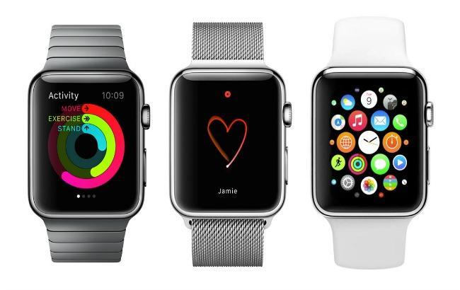 Фото: продажі Apple Watch в 2016 будуть знижуватися