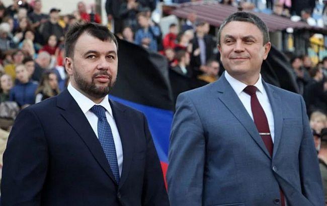 """Оккупанты на Донбассе создали единую """"таможенную зону"""""""