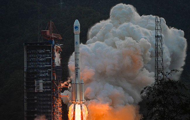 КНР вывел наорбиту два навигационных спутника BeiDou-3