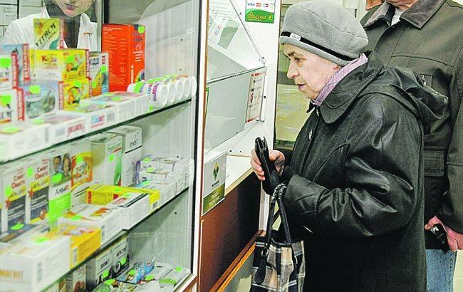 Все больше украинцев сталкиваются с невозможностью купить лекарства