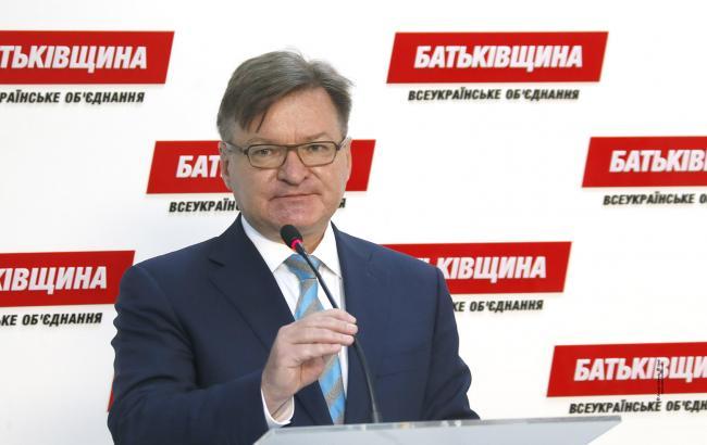 """""""Батьківщина"""" ініціює створення міжнародної коаліції на підтримку Савченко"""