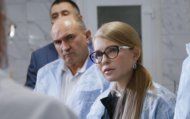 Тимошенко: медстрахование позволит создать эффективную систему здравоохранения