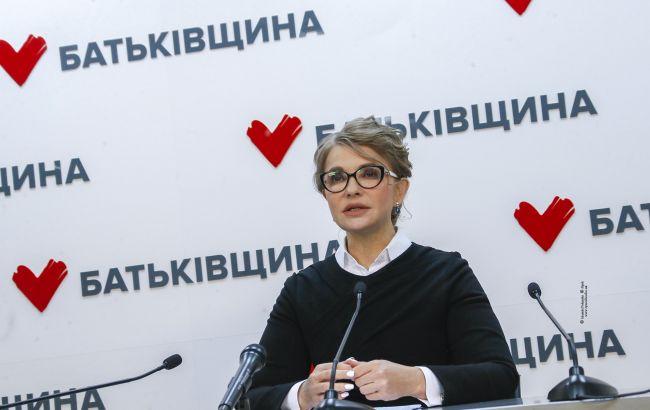 Тимошенко однією з перших виступила на захист людей під час тарифної кризи, - експерт