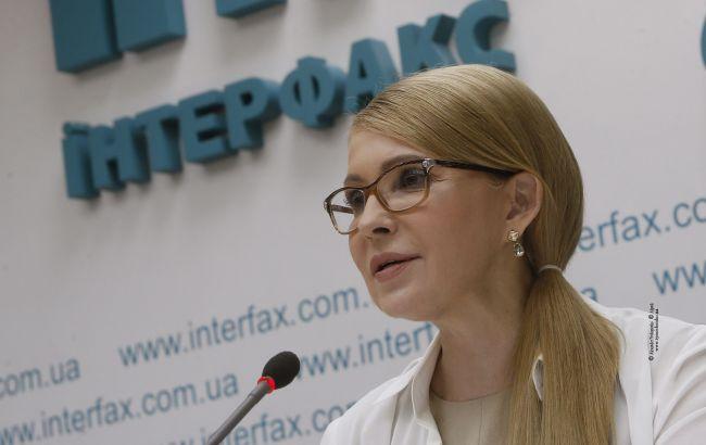 Тимошенко: поспешное открытие рынка земли влечет катастрофические последствия для Украины