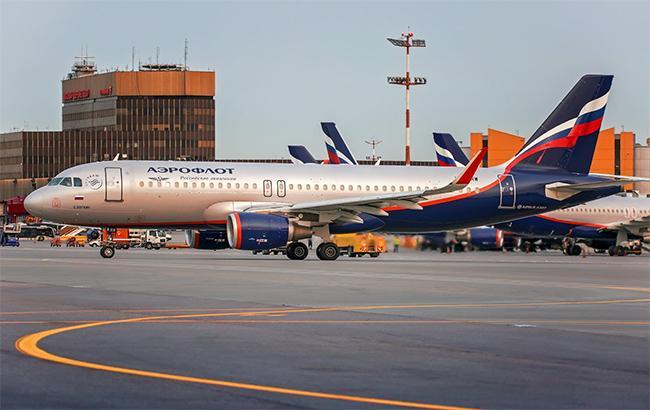 За кожен рейс до окупованого Криму Україна штрафує авіакомпанії РФ на 136 тис. гривень