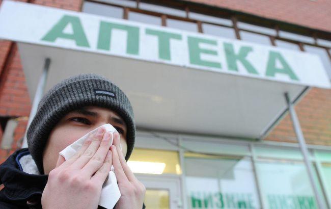 У Дніпропетровській області зафіксована ще одна смерть від грипу