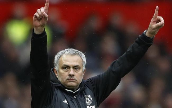 """""""Манчестер Юнайтед"""" виплатить Моурінью 26 млн євро у разі звільнення"""