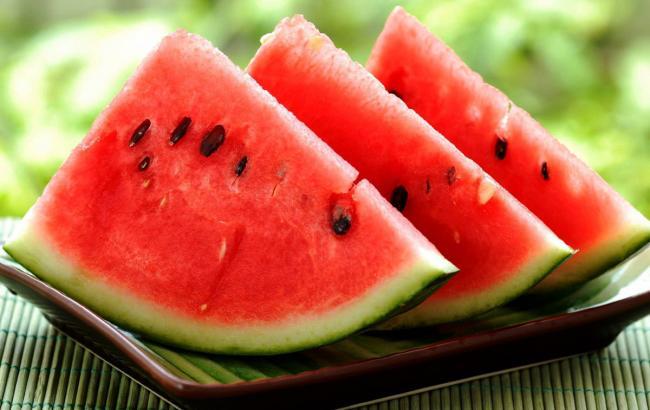 Арбуз – полезная для здоровья ягода