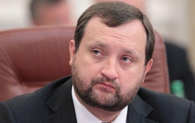Фото: экс-премьер-министр Украины Сергей Арбузов