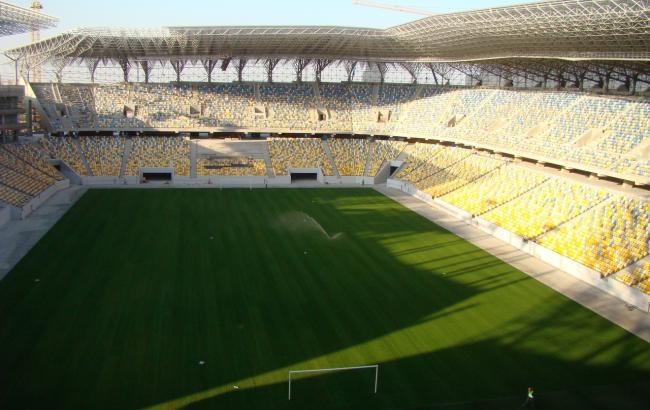 """Фото: стадион """"Арена Львов"""""""