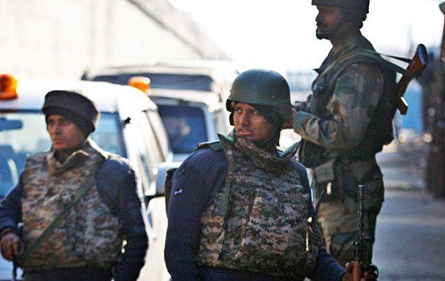 Фото: військовослужбовці армії Індії