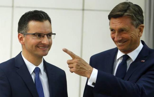 Борут Пахор одержал победу напрезидентских выборах вСловении