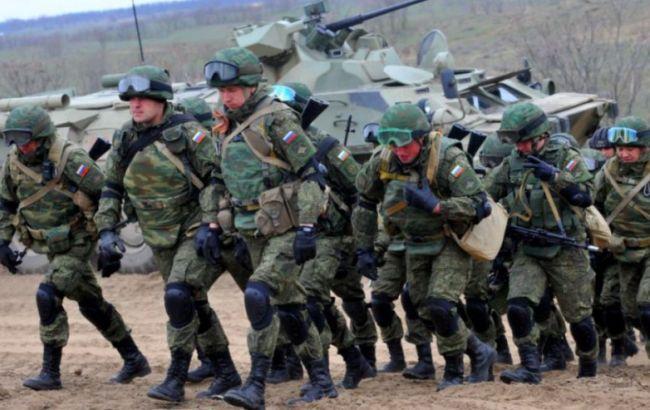 Фото: российская армия