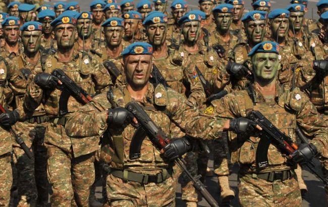 Баку опровергло информацию о погибели азербайджанских солдат награнице сАрменией