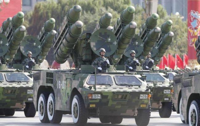 Фото: армія Китаю